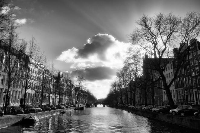 Amsterdam by Dick Visser