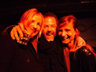 with Kathrin Sprung and Nils Julius