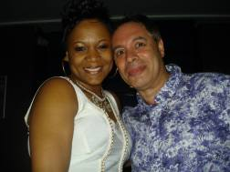 with Tracy Hamlin
