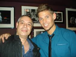 with Jarrod Lawson