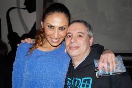 with Francesca Serra