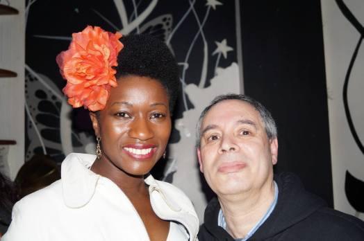 with Vanessa Haynes
