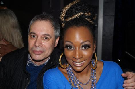with Sy Smith