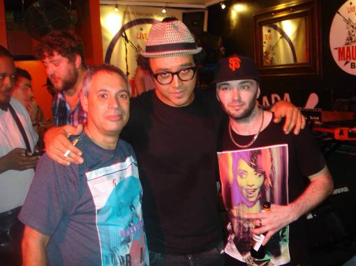 with Pete Ray Biggins