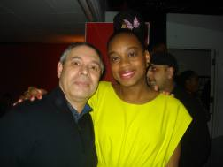 With Ayanna Witter-Johnson