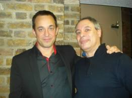 with Jason Rebello