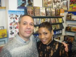 With Kenya SoulSinger