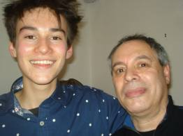 with Jacob Collier