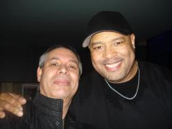 with Frank McComb