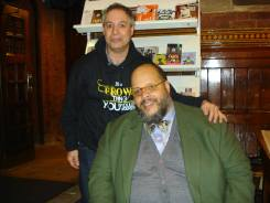 with Ed Motta