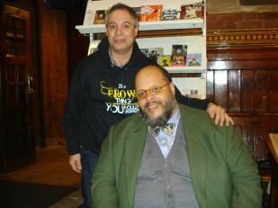 with Ed Motta