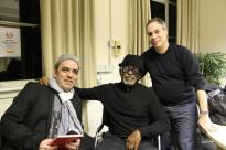 with Leon Ware and Markus Kater