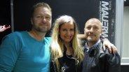 Frank, Birke, Rob