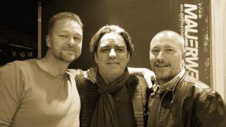 Rob, Markus, Frank