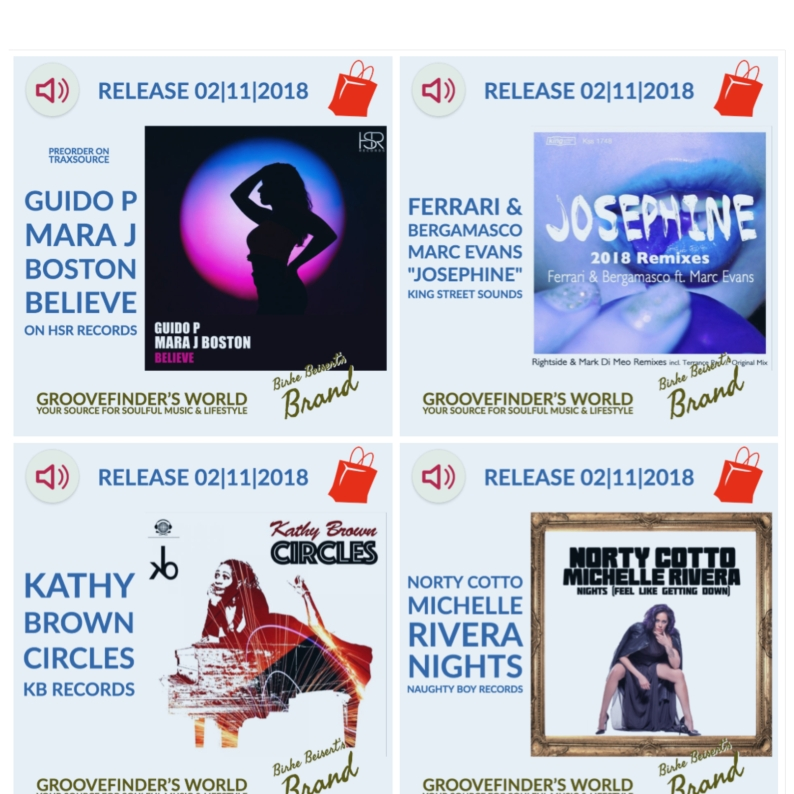 To buy these tunes https://www.yumpu.com/en/document/view/62250777/groovefinders-magazine-4/16