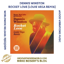 11|02: https://www.traxsource.com/title/1083734/rocket-love-louie-vega-remix