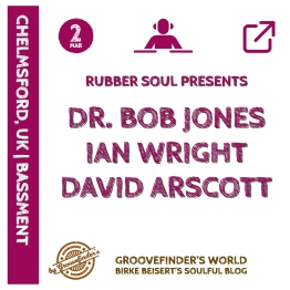 DR. BOB JONES IAN WRIGHT DAVID ARSCOTT